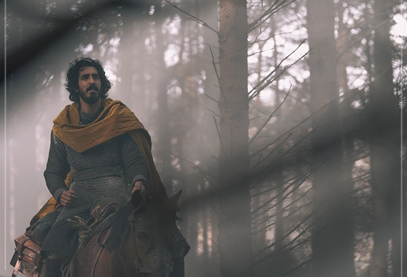 Dev Patel, protagonista de The Green Knight