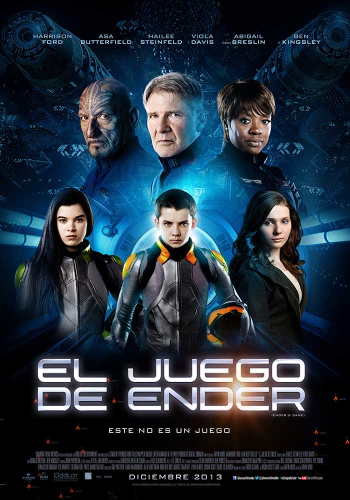 Ender´s game: O juego do exterminador